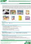 Nonwoven Flooring wipes (Read pdf)