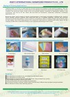 Nonwoven dry wipes (Read pdf)