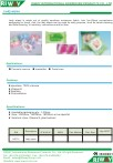 Nonwoven lady wipes (Read pdf)